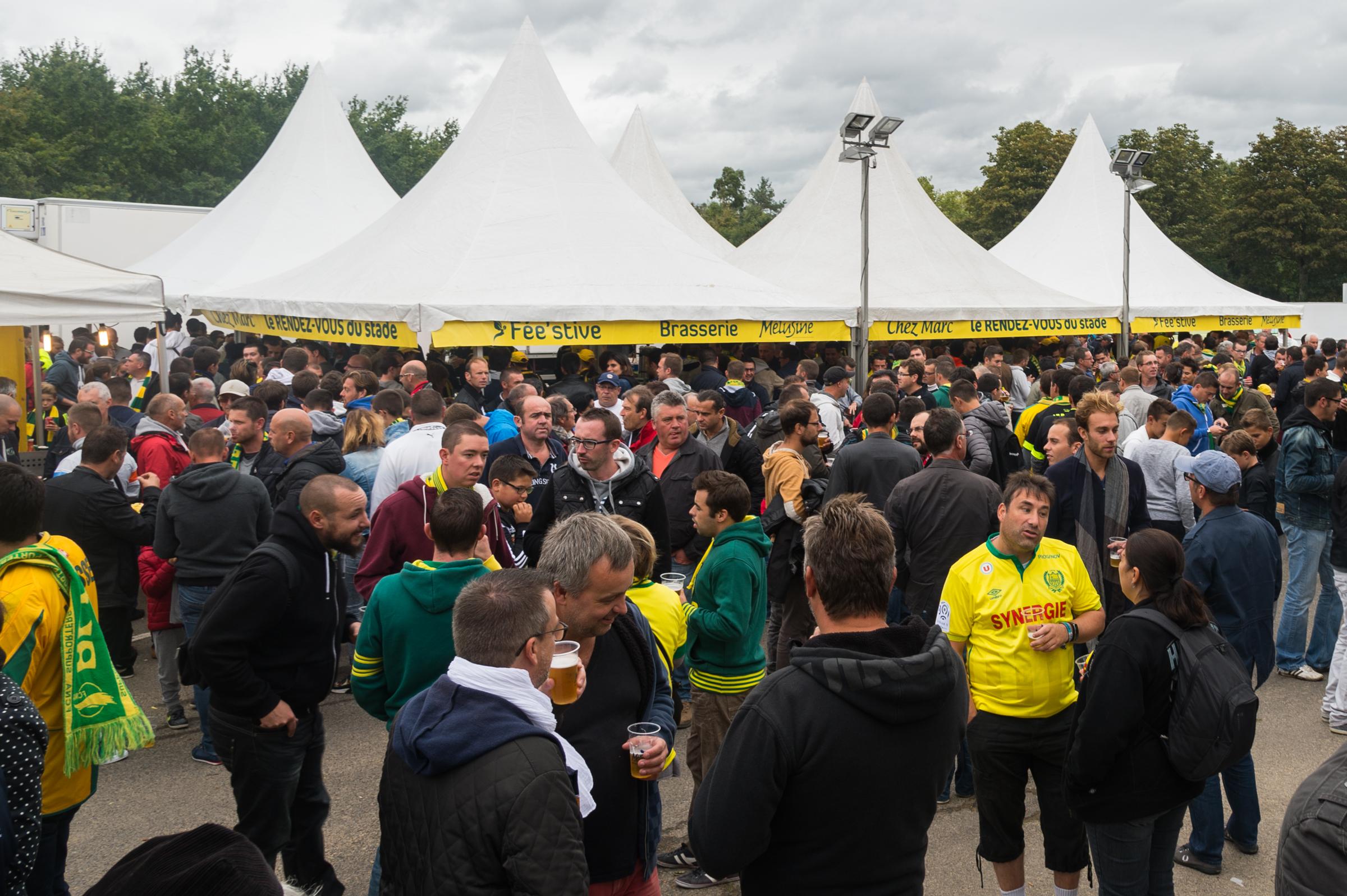 Commerçants ambulants du stade de la Beaujoire : notre réaction
